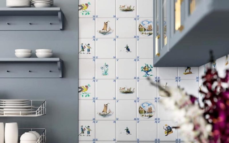 Delft Country Tile