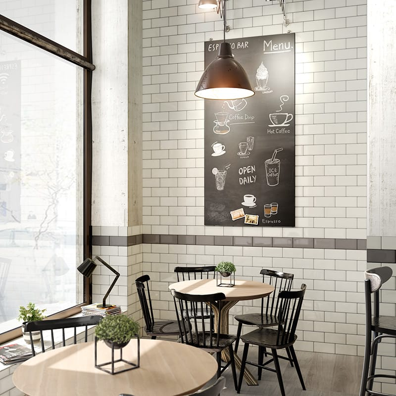 Bella Muro Ceramic by Country Floors