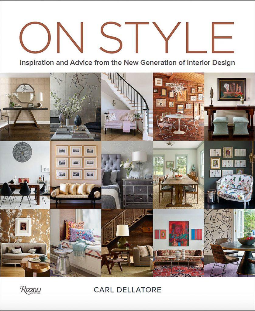 interior Design 5 most gift list books On Style CJ Dellatore Carl