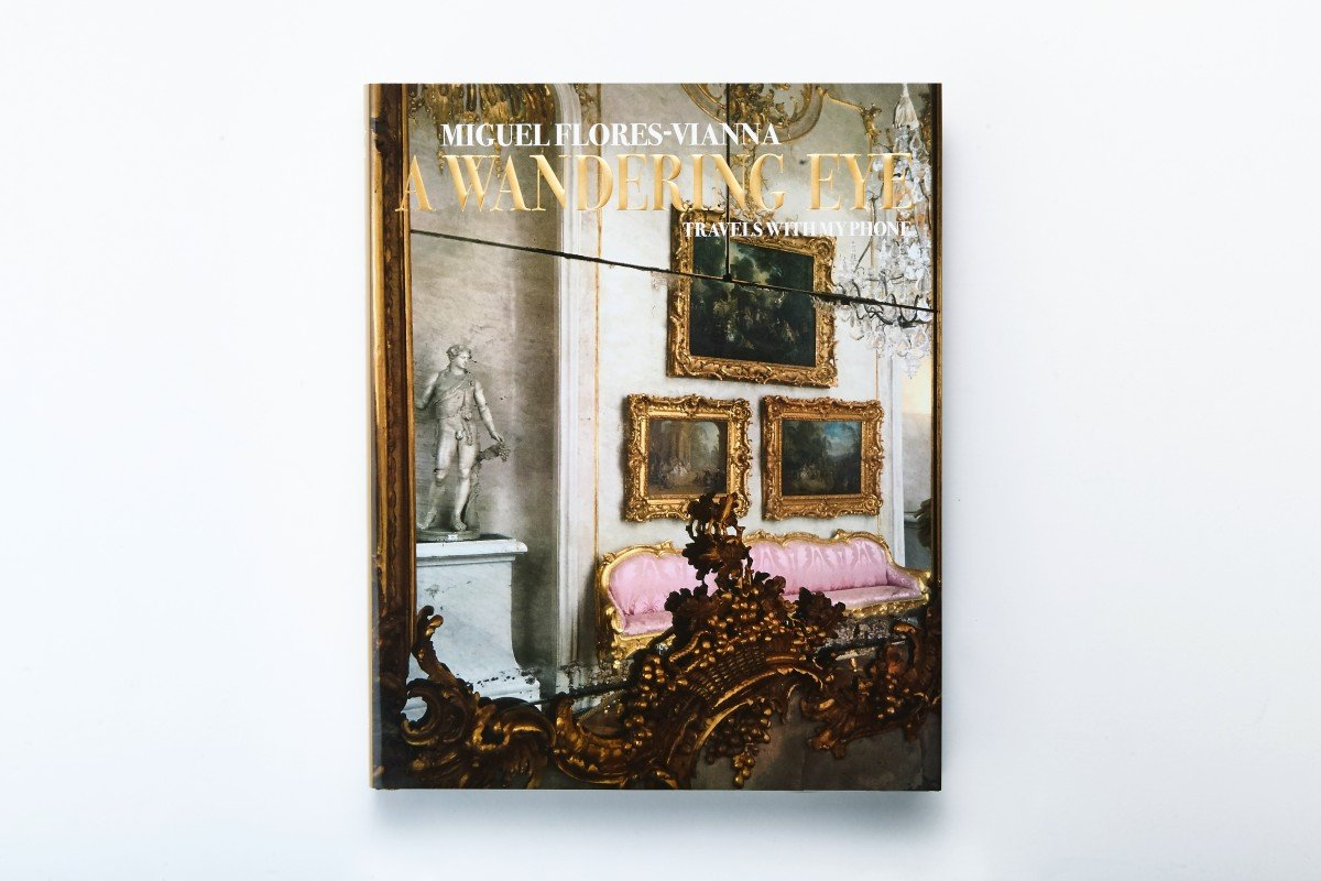 5 most gift list books Miguel Flores Vianna A Wandering Eye Rizzoli