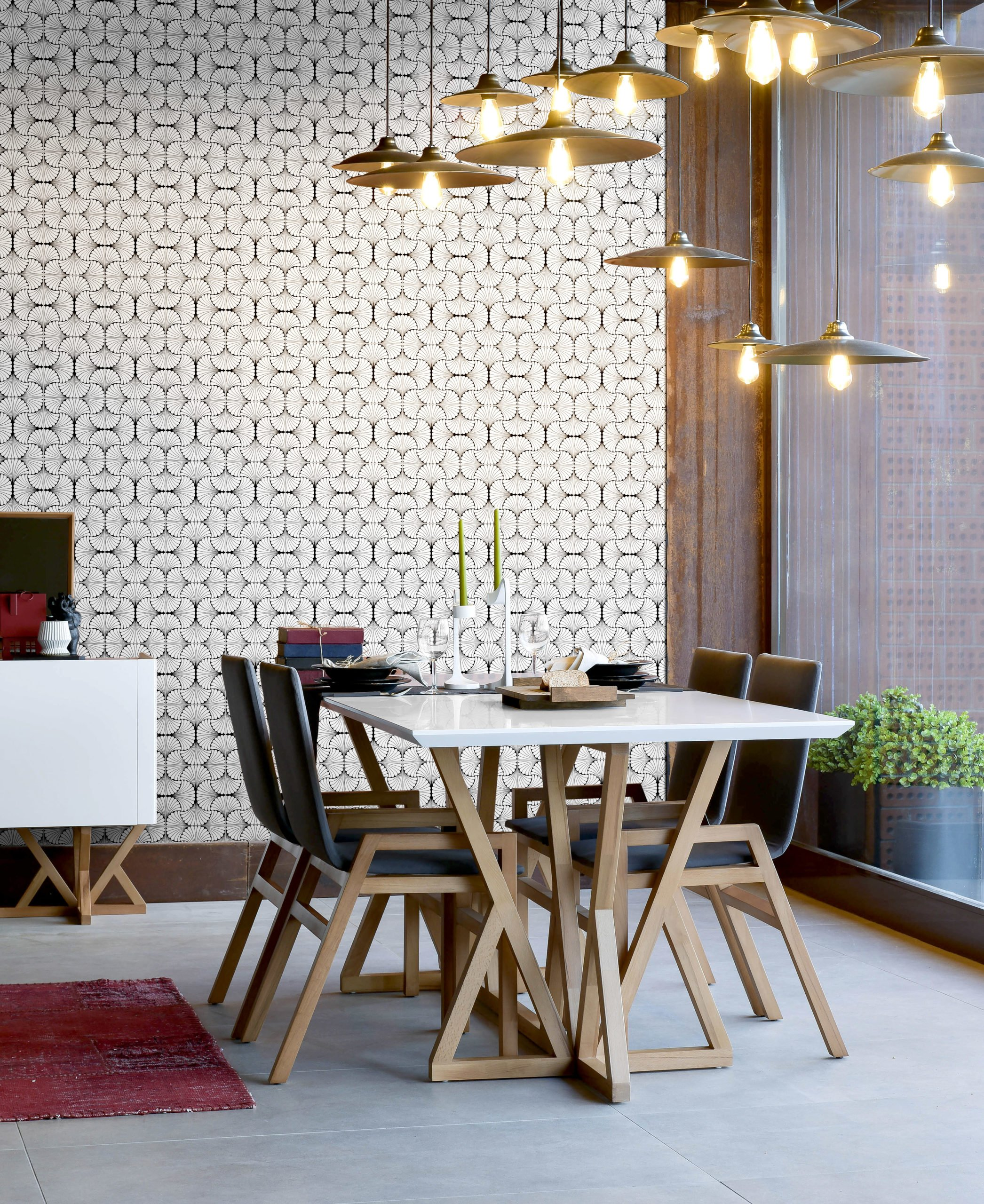 Six Superb New Black And White Tile Looks Country Floors Of America Llc