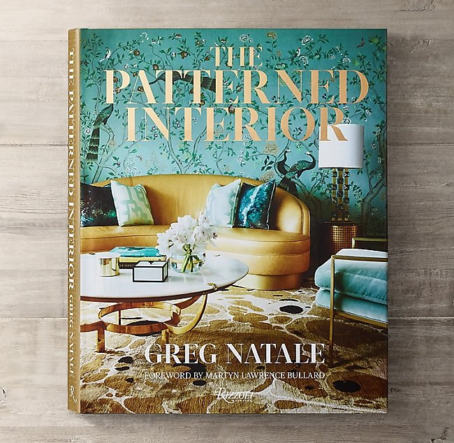 5 most gift list design books Greg Natale Patterned Rizzoli