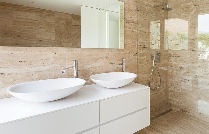 Earthy Bathroom Tiles Time To Embrace Tones In 2020
